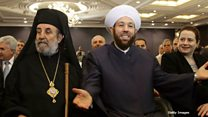Christian delegation to Syria criticised