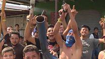 Nicaragua: las imagenes de los saqueos en el quinto día de protestas