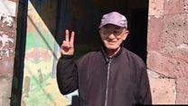 """""""Bu rejimdən canımız qurtardı"""" - Yerevan sakinləri Sarkisyanın istefası barədə nə deyir?"""