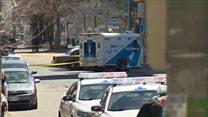 Ambulances rush to Toronto hit-and-run