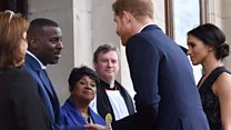 Royal couple attend Stephen Lawrence memorial