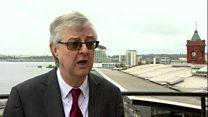 Labour candidate a 'bridge into future'