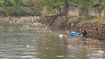 အင်ဒိုနီးရှားနဲ့ ပလပ်စတစ် ညစ်ညမ်းမှု
