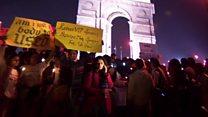 အိန္ဒိယမှာ လိင်စော်ကားမှုတွေကို ဘယ်လိုဖြေရှင်း
