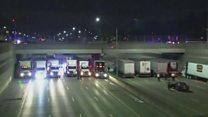 'Trucker wall' helps prevent man's death