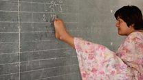 Как женщина без обеих рук смогла стать учителем