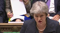 May accused of  'bogus immigration targets'