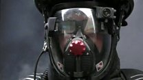 Helmet gives firefighters 'X-ray vision'