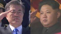 رهبران دو کره در نشست تاریخی قرار است چه بگویند؟