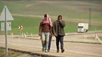 """""""ورود 30 هزار پناهجوی افغان به ترکیه"""""""