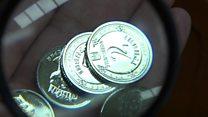 Гривня і дві - як з'являються нові українські монети