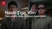 Apa rasanya berbagi nama dengan Kim Jong-un?