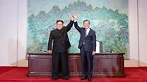 Kore Yarımadası'ndaki tarihi günde neler yaşandı?