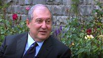 Президент Армении: Серж Саргсян поступил смело