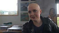 Catrin Finch: 'Pwysig cario 'mlaen'