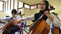 Can music bridge Thailand's sectarian divide?