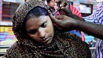 बांग्लादेशमा कान सफा गर्नेको गिर्दो व्यापार