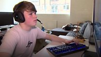 Pro-gamer at 13 'a dream for all kids'