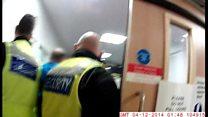 NHS attacks caught on camera