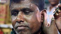 手艺人孟加拉的陶耳郎正面临失业