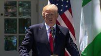 Trump - Proves I'm right on Iran