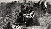 How Islay buried America's dead