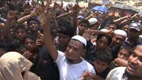 ناگفتههای پناهندگان روهینگیا که از خانه خود گریختهاند