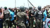 Ndị NURTW awakpola ndị ọrụ na Lagos