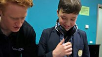 Meet the kids learning to DJ at school