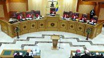 Sanctions de la Cour constitutionnelle gabonaise