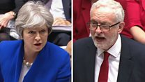 May suggests Corbyn goes to Clapham