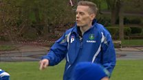 Coach with cancer writes sporting rules