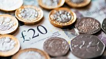 Where are the UK's highest and lowest earners?