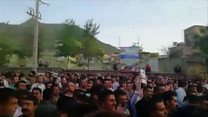 ادامه اعتصاب کاسبکاران و بازاریان مناطق مرزی ایران
