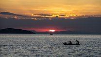 Fishermen fear oil drilling in African lake