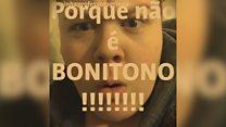 'Bonitono': a americana que viralizou ao narrar dificuldades de aprender português