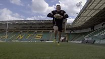 'Bigger is better': The rugby player