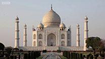 قلق في الهند بعد تغير ألوان تاج محل