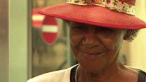 Windrush: Grandmother re-enters UK