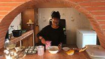 """Ama Kane, la Sénégalaise qui """"diététise"""" les pâtisseries"""