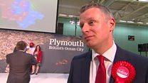 Luke Pollard pleased with Labour win