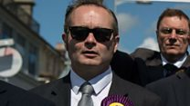 UKIP man compares party to the Black Death