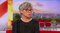 Connor Sparrowhawk's mother criticises NHS