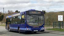 Bus service axe 'to leave village cut off'