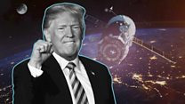 Could Trump's 'Space Force' become a reality?