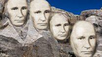 Инаугурация 4.0 : как менялась церемония при Путине?