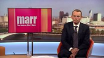 Marr announces kidney operation