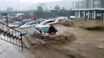 Сильнейшее за 500 лет наводнение в Турции. Как смывало Анкару