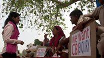 အိန္ဒိယမှာ အဓမ္မမှုတွေကြောင့် လူမှုရေး တင်းမာမှုတွေ ဖြစ်လာမှာ စိုးရိမ်