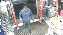 CCTV appeal after Glasgow attack